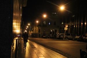 city alone